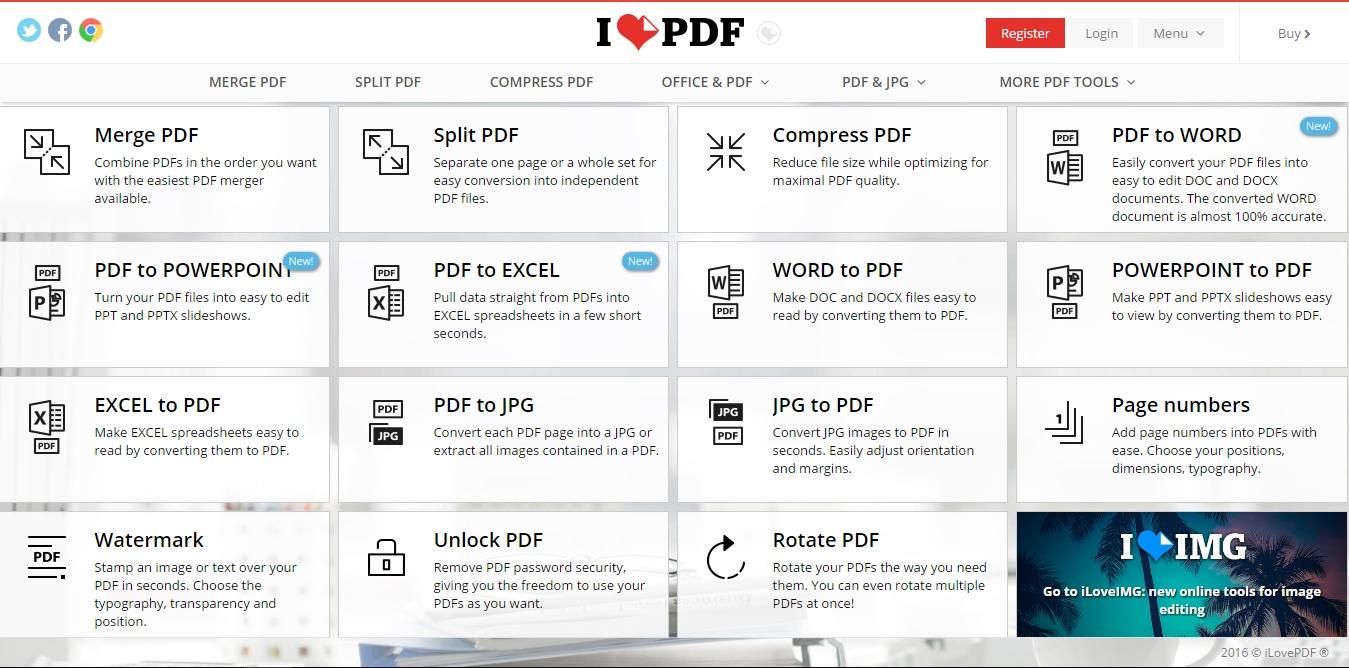i love pdf pdf to word