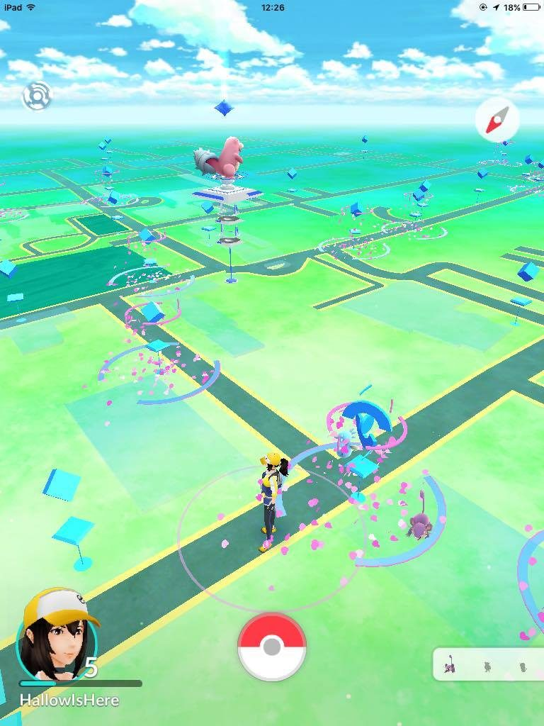 Pokemon Go,Pokemon Go วิธีเล่น,วิธีเล่น Pokemon Go,วิธีจับโปเกม่อน,Pokemon Go เล่นยังไง