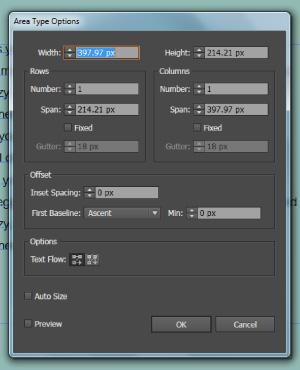 เรียน Photoshop,เรียน Illustrator,เรียน Graphic Design,Graphic Design,Illustrator,Photoshop,เทคนิค Photoshop,Graphic Design Tips,จัดคอลัมน์,จัด Texts,สร้างคอลัมน์