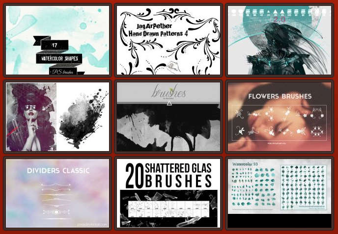 เรียนกราฟฟิก-เรียน-Graphicdesign-brush-ps-4