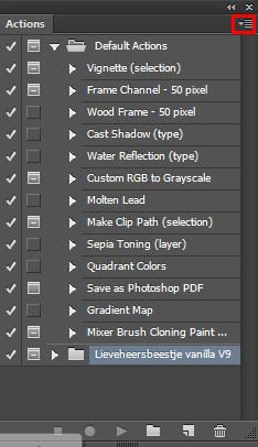 ลง action photoshop,เรียน Graphic Design, เรียน Photoshop, เรียนกราฟิกดีไซน์, เรียนโฟโต้ช้อป